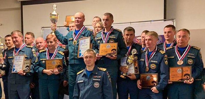 Команда ГИМС Республики Алтай вновь стала чемпионом России