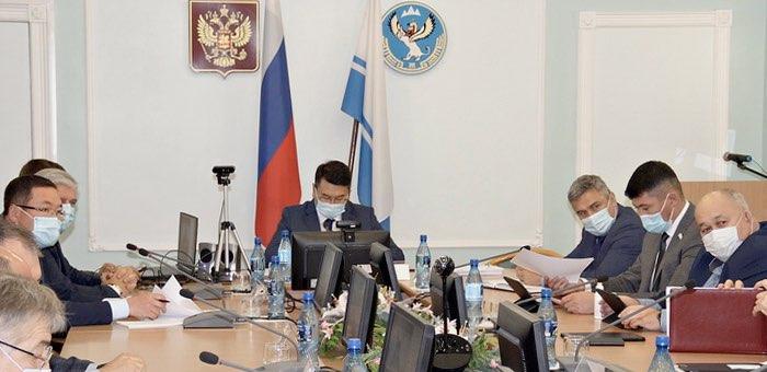 В Госсобрании началось обсуждение проекта бюджета на следующий год
