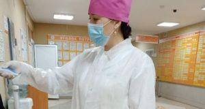 66 волонтеров приступили к работе в медицинских учреждениях