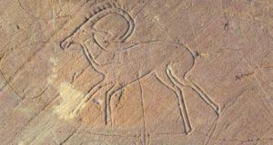 Ученые изучили наскальные рисунки недалеко от Пазырыкских курганов