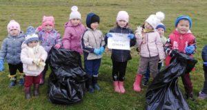 Почти 40 тонн мусора собрали на берегах рек в Усть-Канском районе