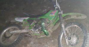 Мотоциклист госпитализирован после столкновения с автомобилем в Акташе