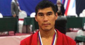 Представитель республики завоевал серебро Кубка России по самбо