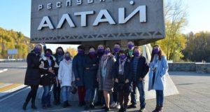 «Ростелеком» показал сибирским журналистам, как развивает связь в Республике Алтай
