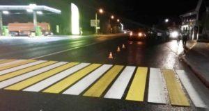 Горожанка сбила подростка на пешеходном переходе в Майме