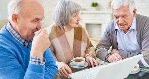 Открыта запись на бесплатные компьютерные курсы для пожилых людей