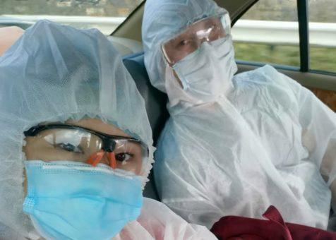 Около сотни студентов медицинского колледжа приступили к работе в больницах и поликлиниках