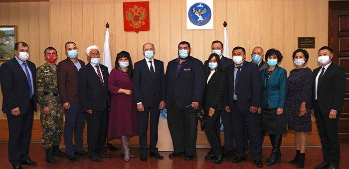 В Горном Алтае продолжается формирование Общественной палаты