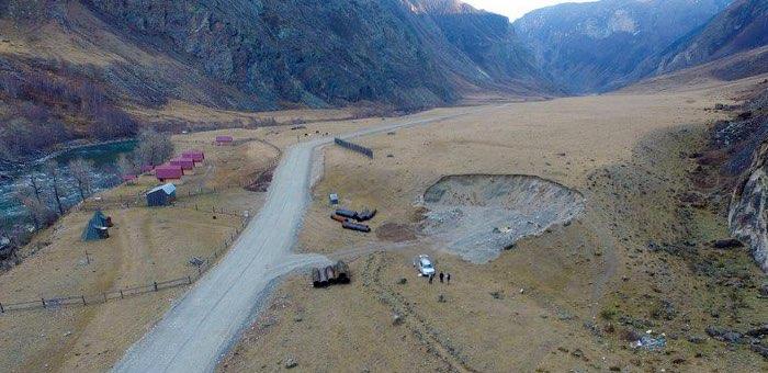 Ученые обследовали археологические комплексы Чулышманской долины