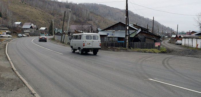 В Горно-Алтайске завершается капитальный ремонт дорог по нацпроекту