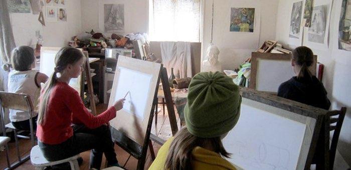 Краудфандинг: на строительство мастерской для юных художников в Аскате осталось собрать 130 тыс. рублей