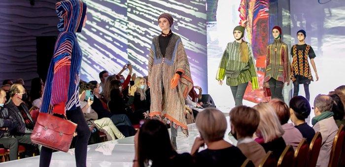Дизайнер из Чепоша стала одним из победителей конкурса «Сибирский кутюрье»