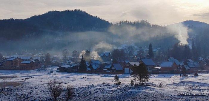 Погода на ближайшие дни: без осадков, слабый мороз