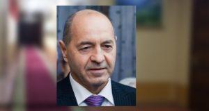 Валерий Барабанов покинул должность советника главы