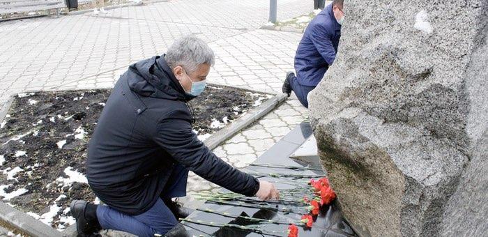 На Алтае почтили память жертв политических репрессий