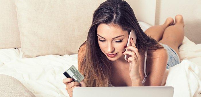 Горожанка хотела продать вещи в интернете, а в результате с карты мужа исчезли все сбережения