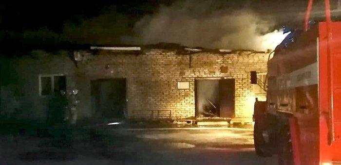 При пожаре в психоневрологическом интернате никто не пострадал, работа учреждения продолжается