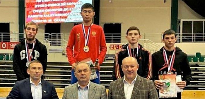 Уроженец Горного Алтая стал победителем всероссийских соревнований по борьбе