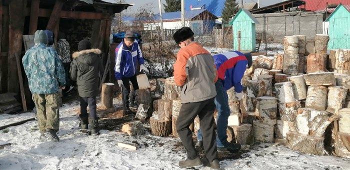 «Снежный десант» прошел в Республике Алтай