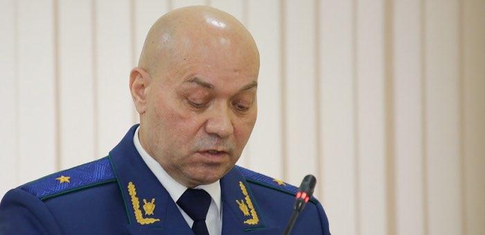 Вячеслав Рехтин назначен первым заместителем прокурора Нижегородской области