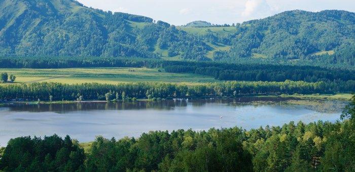 Качество воды в Манжерокском озере значительно улучшилось, утверждает ученый