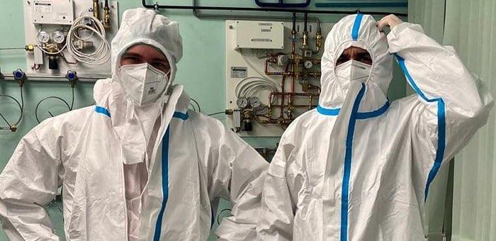 Врачи из Москвы помогли организовать работу в ковидных госпиталях Республики Алтай