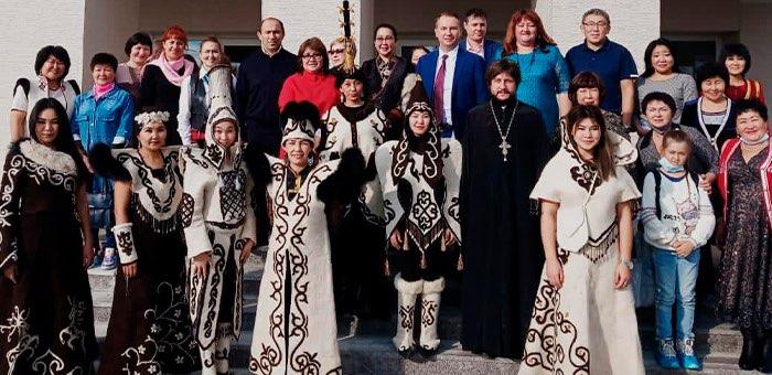 Пятилетие алтайского землячества отметили на Сахалине
