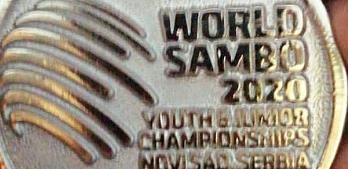 Спортсмен с Алтая завоевал серебряную медаль чемпионата мира по самбо
