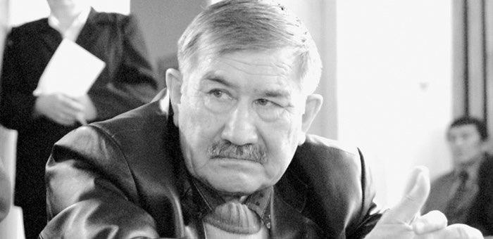 Ушел из жизни поэт Паслей Самык