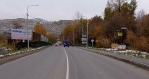 Дорожники завершили ремонт подъезда к Горно-Алтайску
