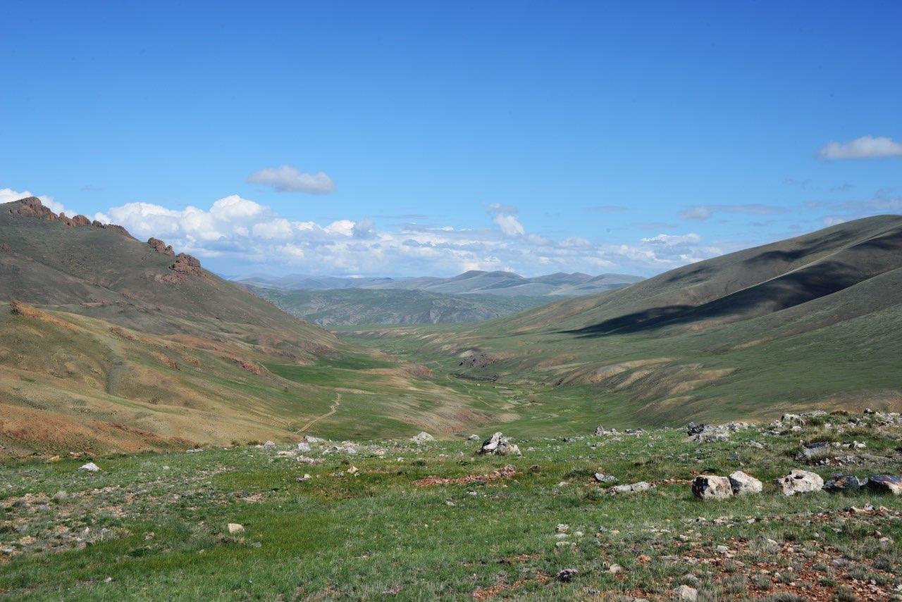 Томские ученые обнаружили в Кош-Агачском районе крупнейшие в Сибири древние железные рудники
