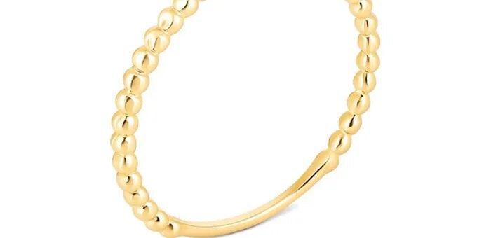 Женские золотые кольца — какое выбрать