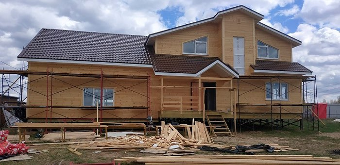 Сотни домов мечты построило «Мечтаево»