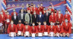 Самбисты из Республики Алтай успешно выступили на чемпионате Сибири