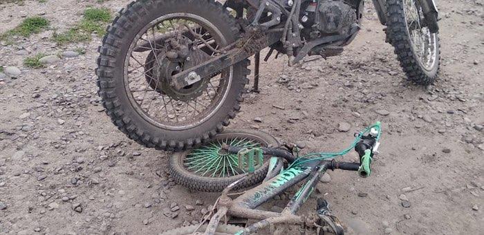 Мотоциклист, покалечивший ребенка, пойдет под суд