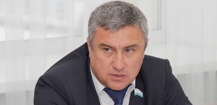 Исполнять обязанности руководителя Госсобрания будет Герман Чепкин