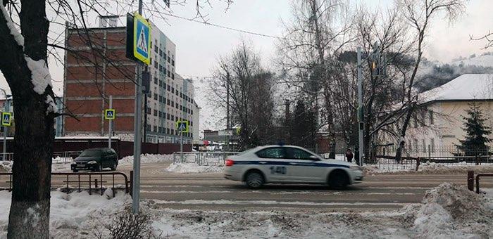 15 декабря в районе школы №6 начнет работу новый светофор