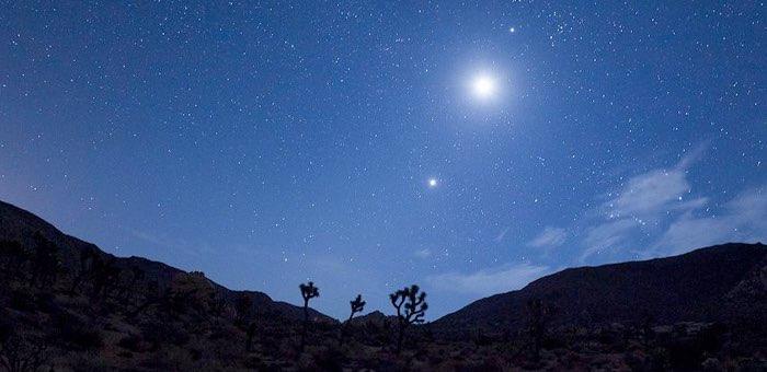 Завтра взойдет Вифлеемская звезда, но из-за непогоды жители Алтая вряд ли ее увидят