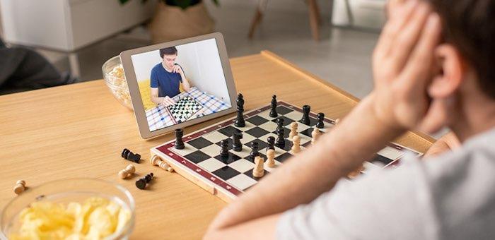 На Алтае прошло первенство по шахматам среди юношей и девушек