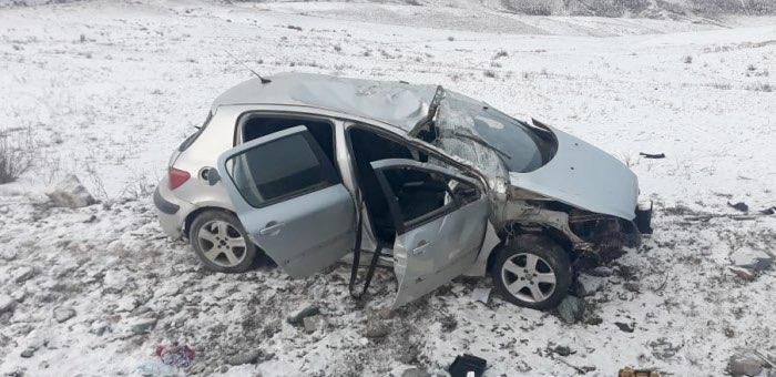 На Чуйском тракте в Онгудайском районе в ДТП погибла женщина