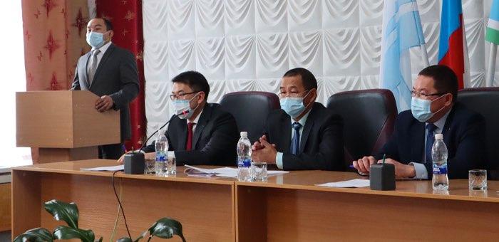 Главой Усть-Канского района избран Рустам Кокушев