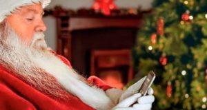 Как позвонить Деду Морозу и Снегурочке из Республики Алтай
