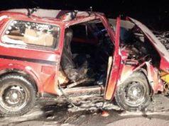 Страшное ДТП на Чуйском тракте: два человека погибли, двое госпитализированы
