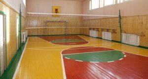 По нацпроекту «Образование» в республике отремонтируют еще 11 школьных спортзалов