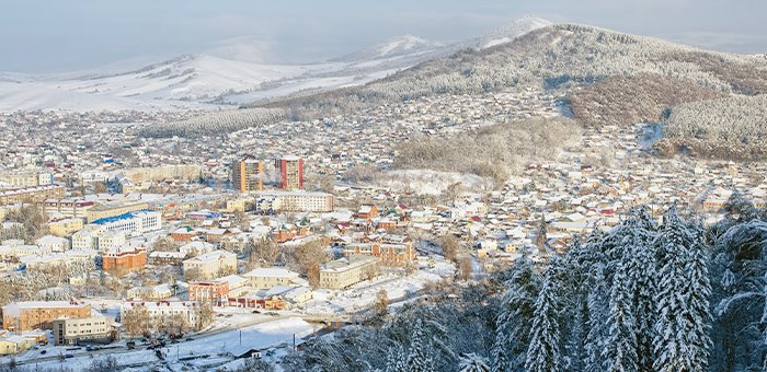 Из-за морозов в Горно-Алтайске введен режим повышенной готовности