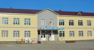 Завершилось строительство Ининской школы