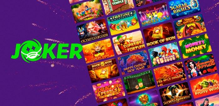 Casino joker – ключевые услуги и предложения