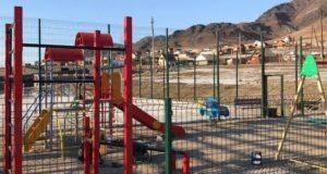 Две детские игровые площадки обустроили в Онгудае