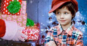 Станьте настоящим волшебником! Идет сбор новогодних подарков для детей, нуждающихся в поддержке