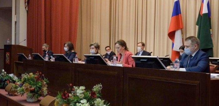 В Следственном комитете обсудили вопросы обеспечения сирот жильем